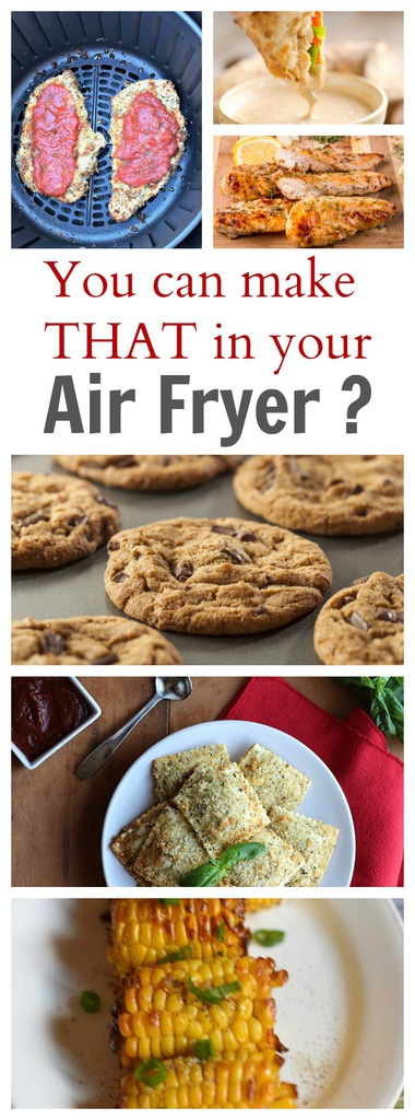 The best air fryer recipes!