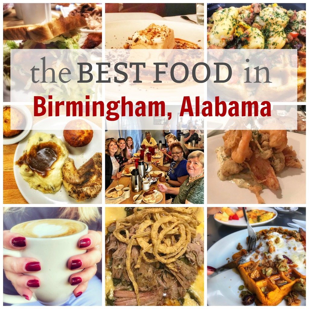 The BEST Places to Eat in Birmingham