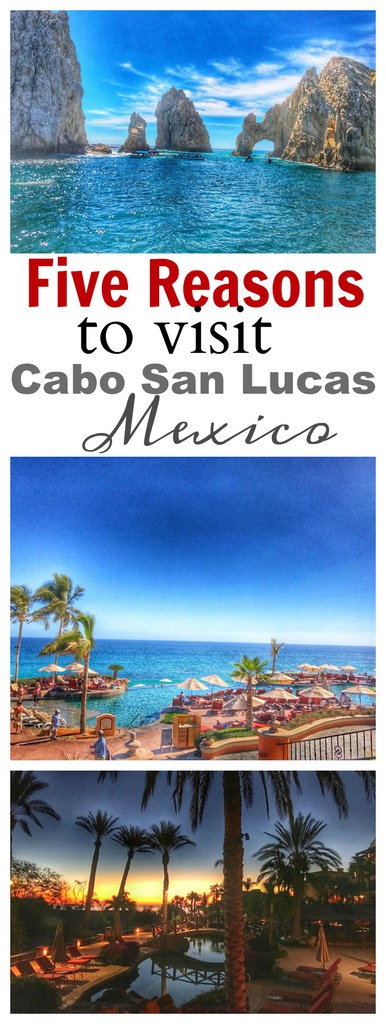 Five Reasons to Visit Cabo San Lucas, Mexico