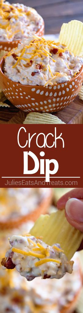 Crack Dip from Julie's Eats and Treats