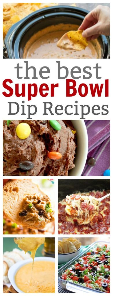 Best Super Bowl Dips for Game Day