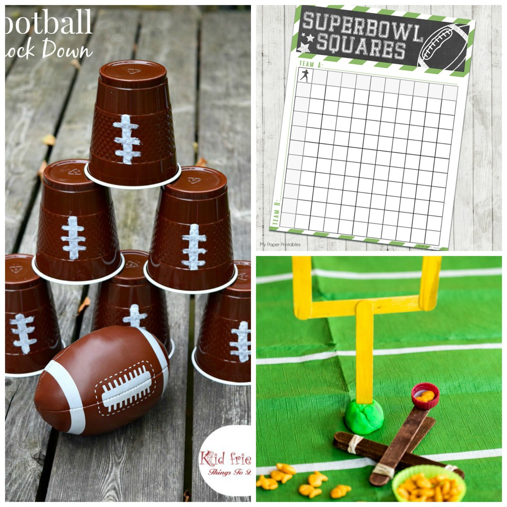 photograph regarding Super Bowl Party Games Printable referred to as 20 Amazing Tremendous Bowl Celebration Video games The Taylor Residence