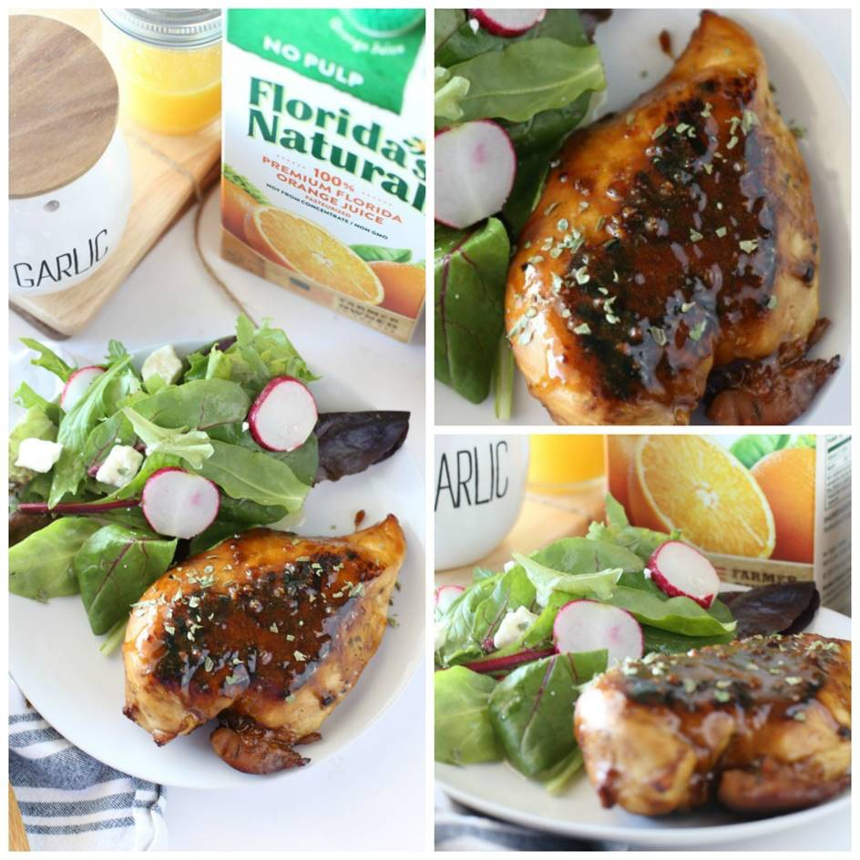 Sriracha Honey Orange Chicken Recipe