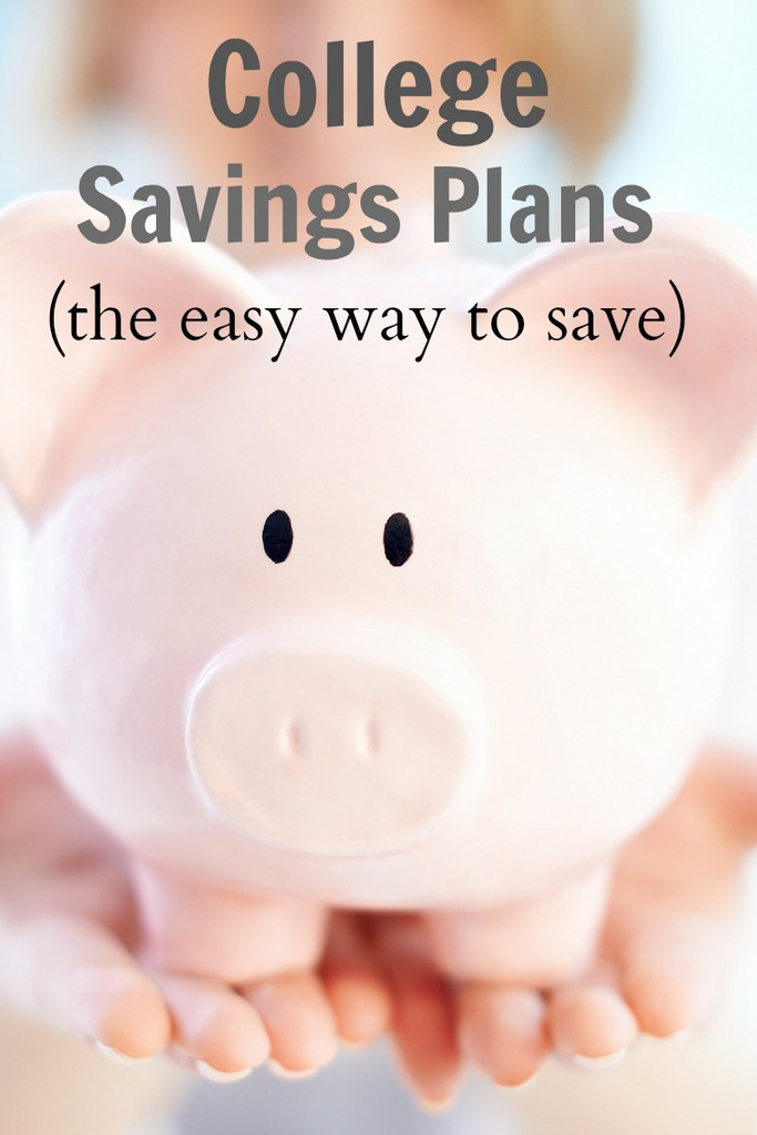 College Savings Plans (The Easy Way)