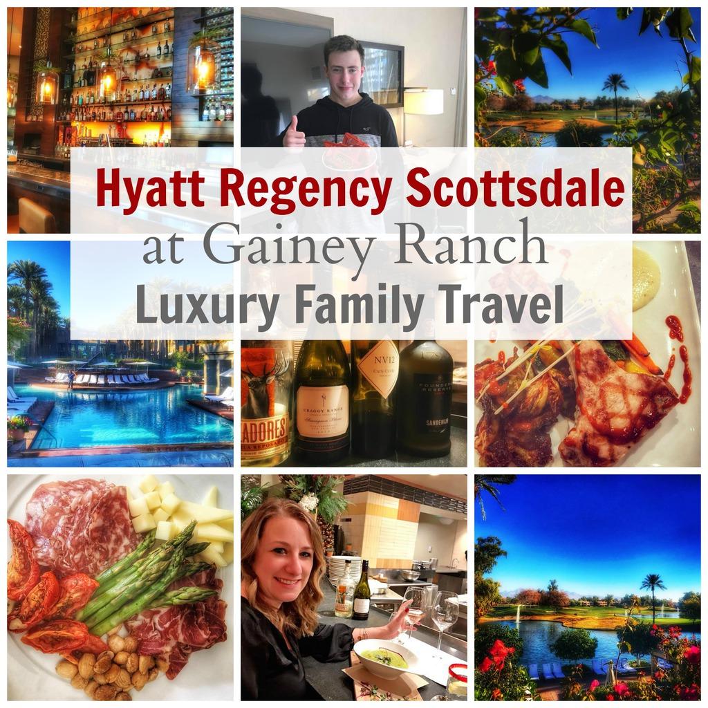 Phoenix Travel: THE HYATT REGENCY GAINEY RANCH