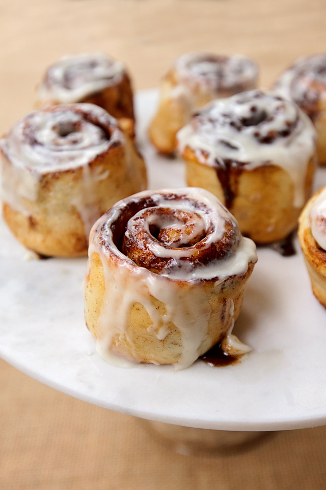 Cinnamon Rolls from Blue Jean Chef