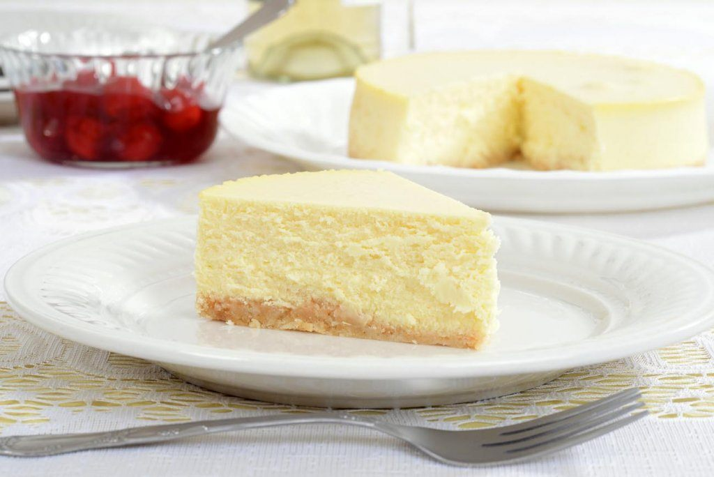 New York Cheesecake from Recipe This