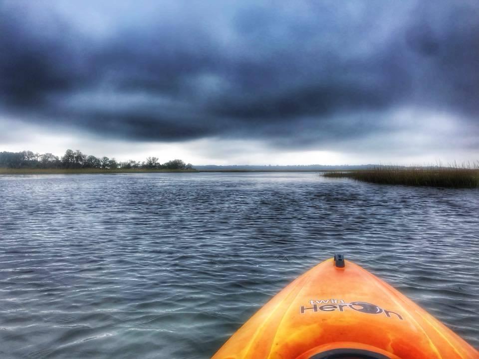 Kayak Amelia in Jacksonville, FL