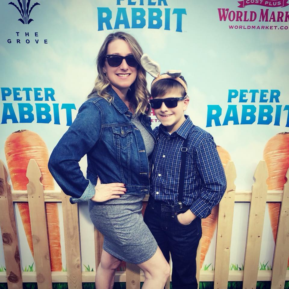 Peter Rabbit Red Carpet Premiere in Hollywood