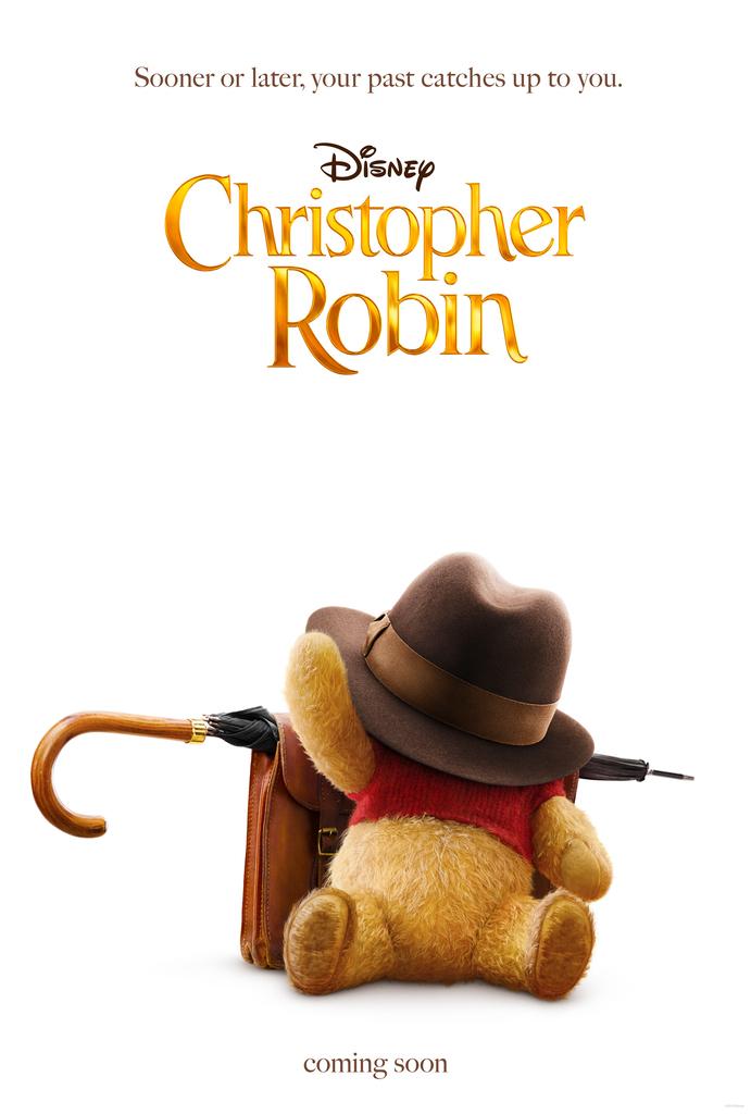 CHRISTOPHER ROBIN - Teaser Trailer & Poster #ChristopherRobin