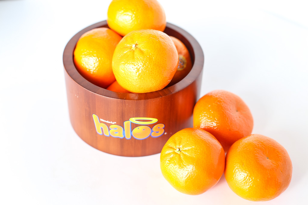 Wonderful halos are an easy healthy snack
