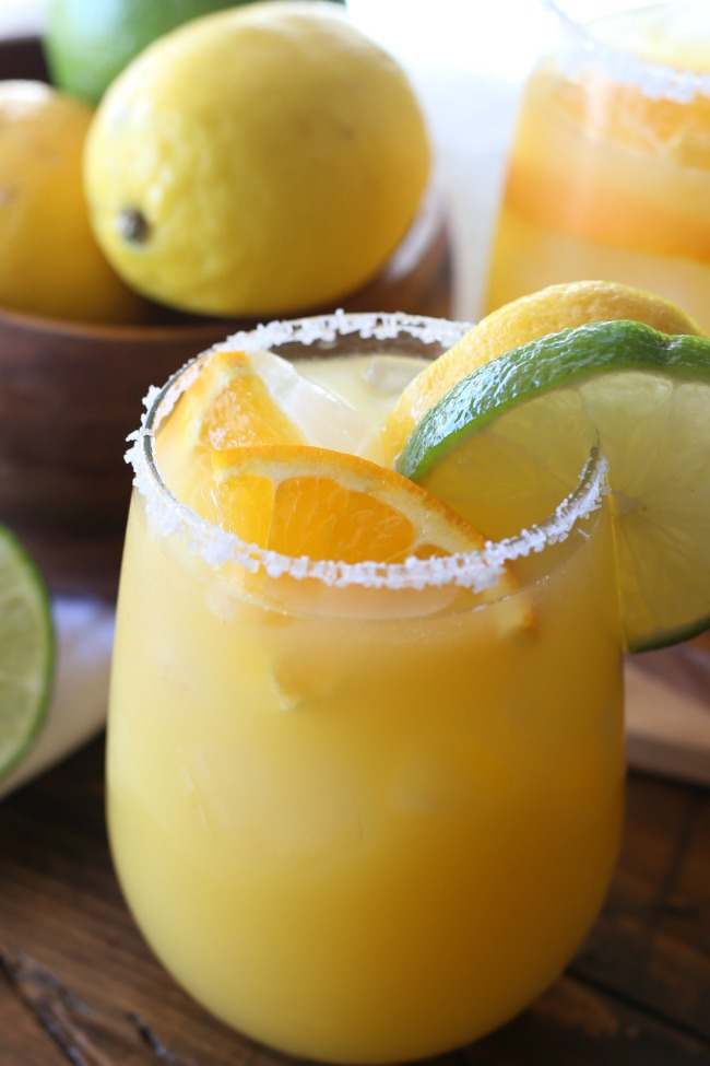 Delicious and Refreshing Orange Margarita Recipe