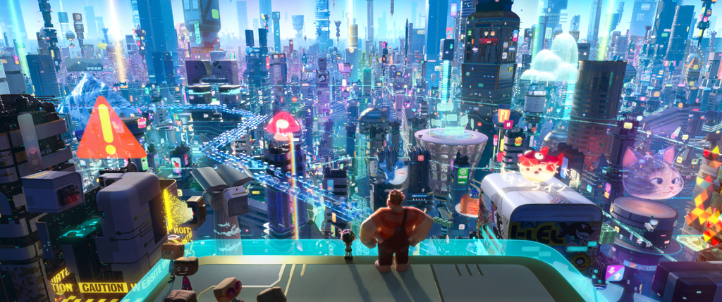 RALPH BREAKS THE INTERNET: WRECK-IT RALPH 2 #RalphBreaksTheInternet