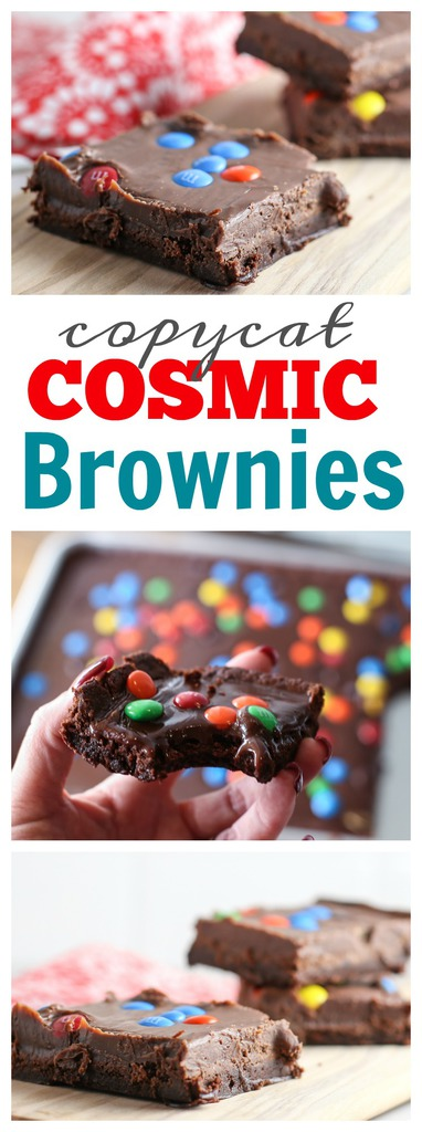 Cosmic Brownie