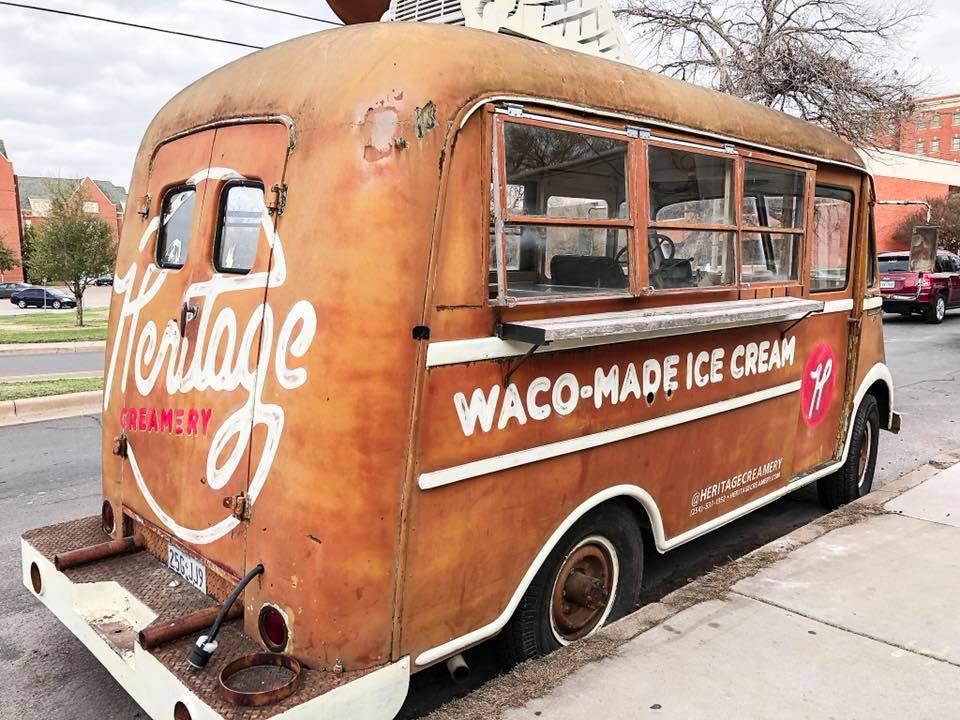 Heritage Creamery Waco, TX