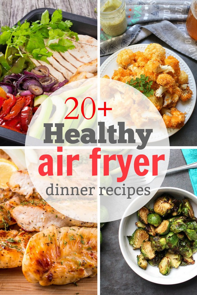 Healthy Air Fryer Recipes for Dinner