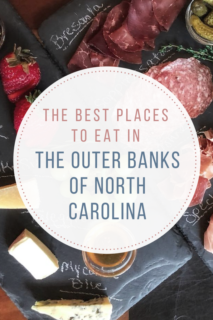 Best Places to Eat in the Outer Banks