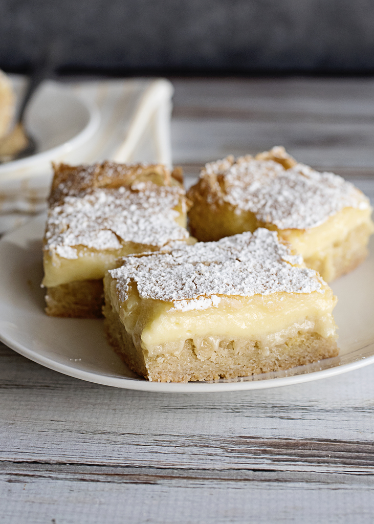 Delicious Gooey Butter Bars