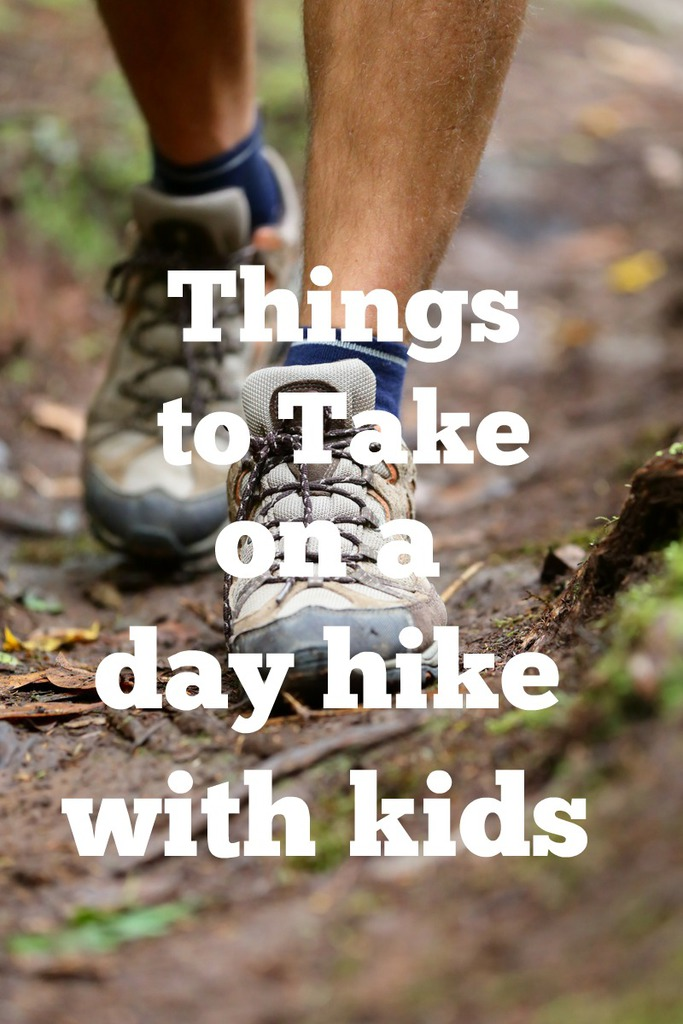 Things to Take on a Day Hike with Kids