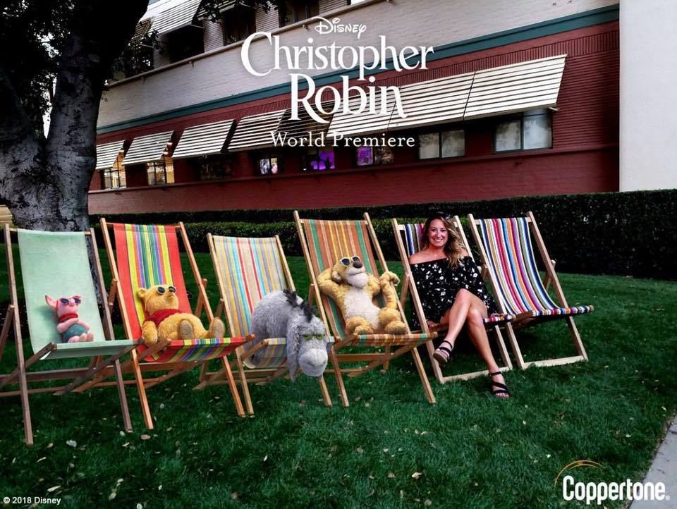 Christopher Robin Red Carpet Premiere