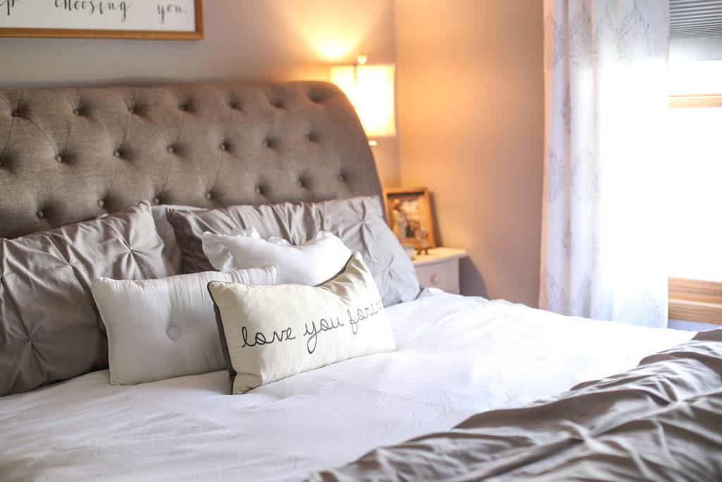 Bedroom Transformation 101: My DIY Project