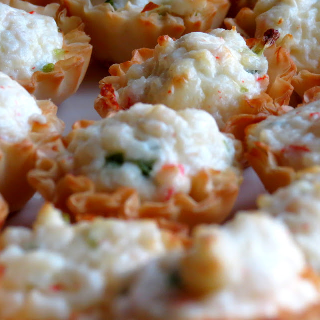 Crab Meat Appetizers