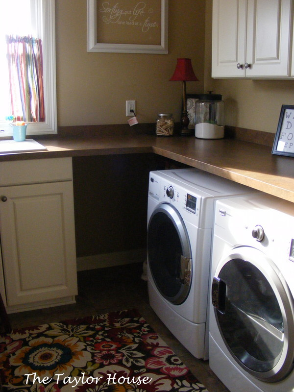 My Redo Of Our Manufactured Home In 2019: Redo Of My Laundry Room Redo