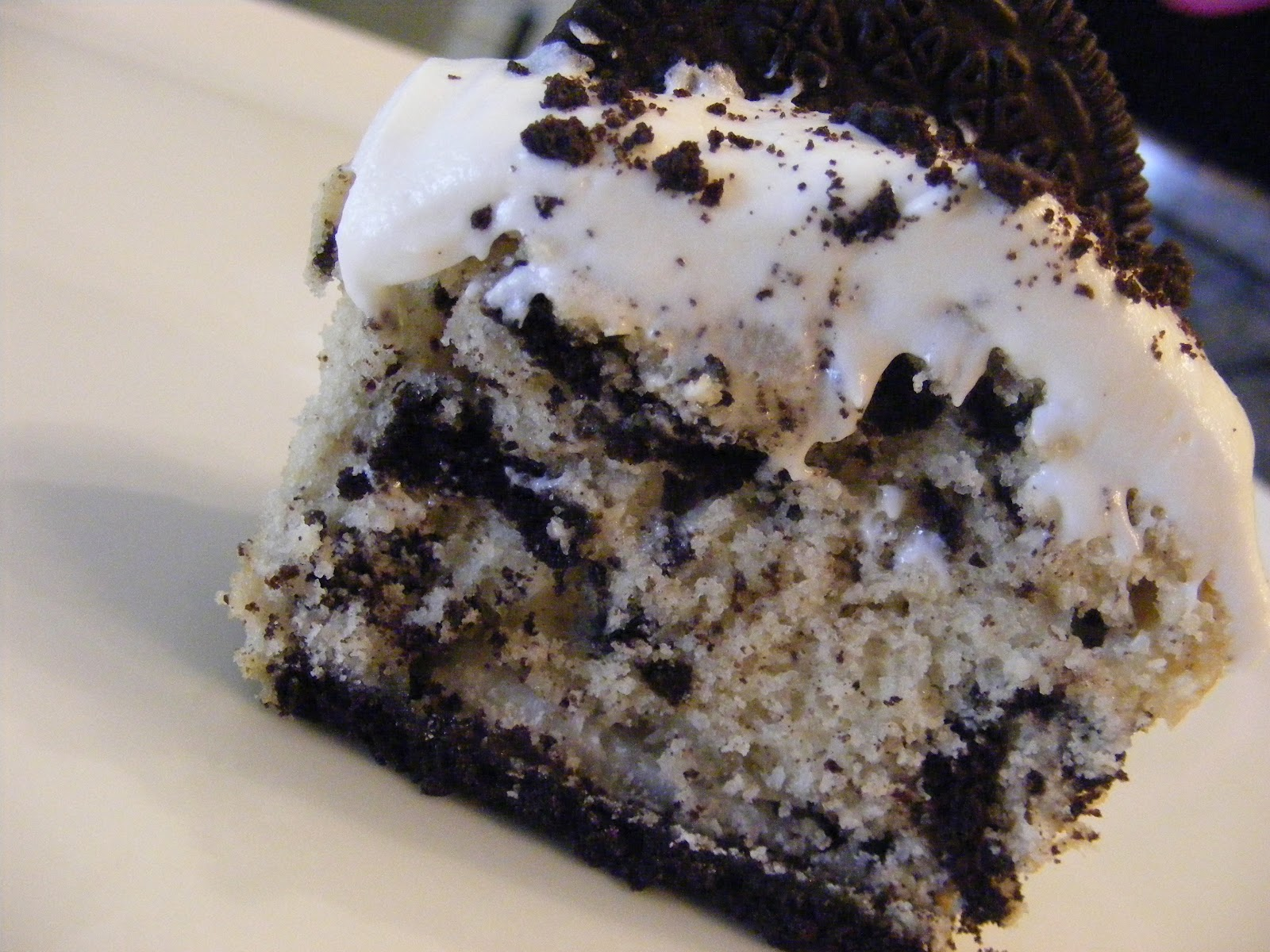 Cookies And Cream Cupcake Recipe Using White Cake Mix