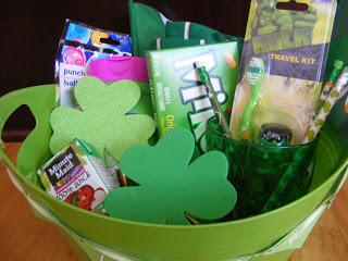 Cheap and Easy St. Patty's Day Gift Idea