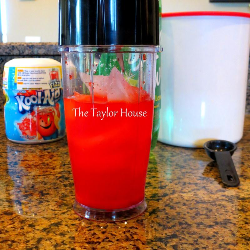 Easy Summer Fruit Punch Slush - The Taylor House