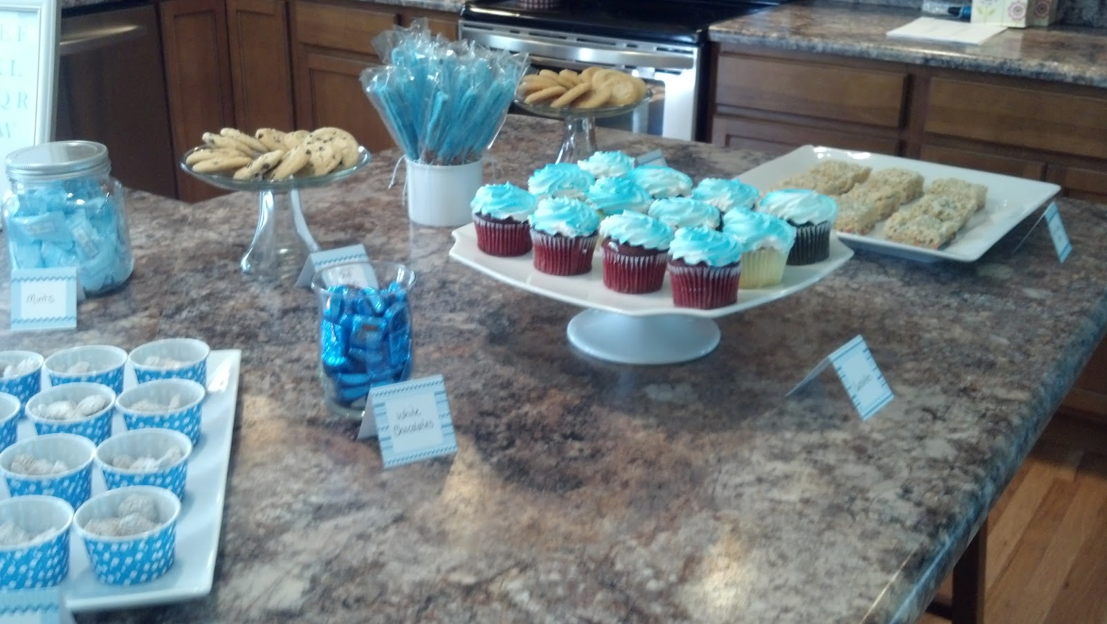 baby boy shower the food the taylor house