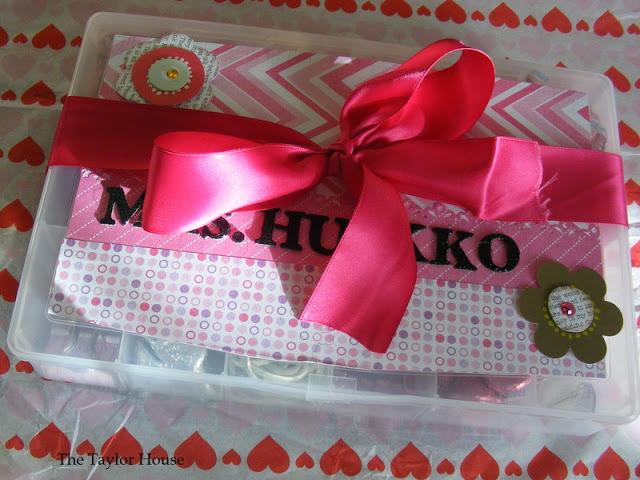 Teachers Valentine Gifts