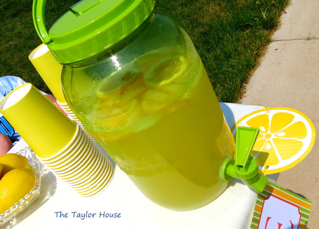 Lemonade Stand Lemonade Recipe