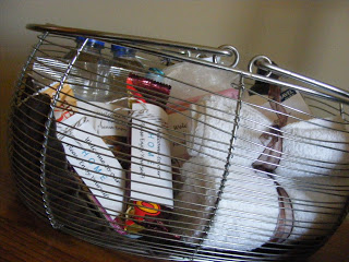 Overnight Guest Basket