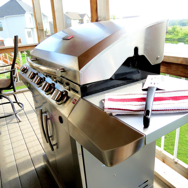 Sears Grilling